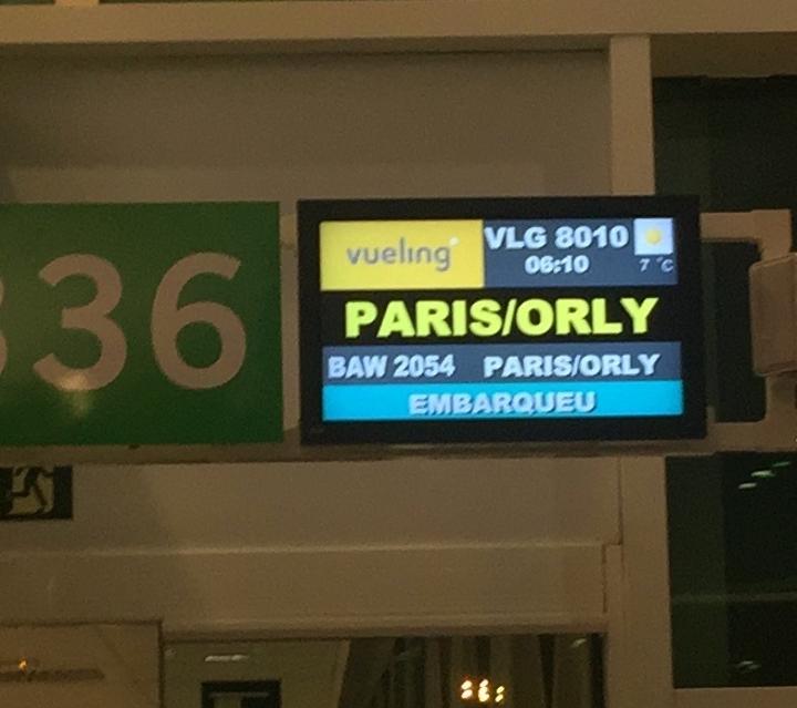 París Orly