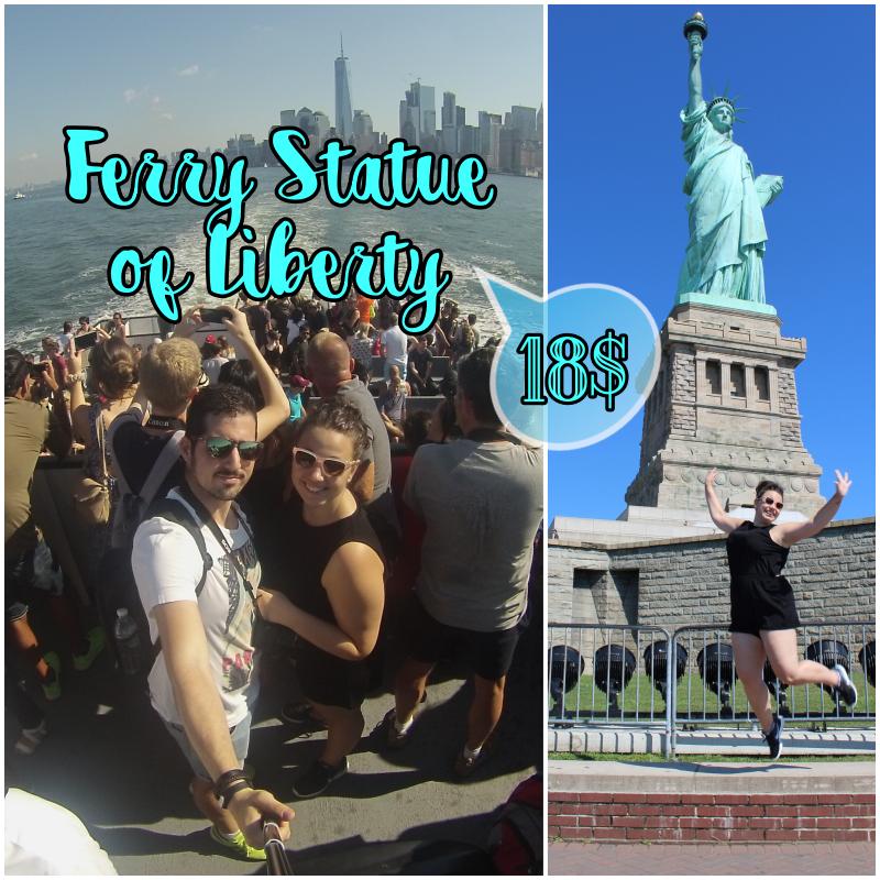 precio estatua libertad