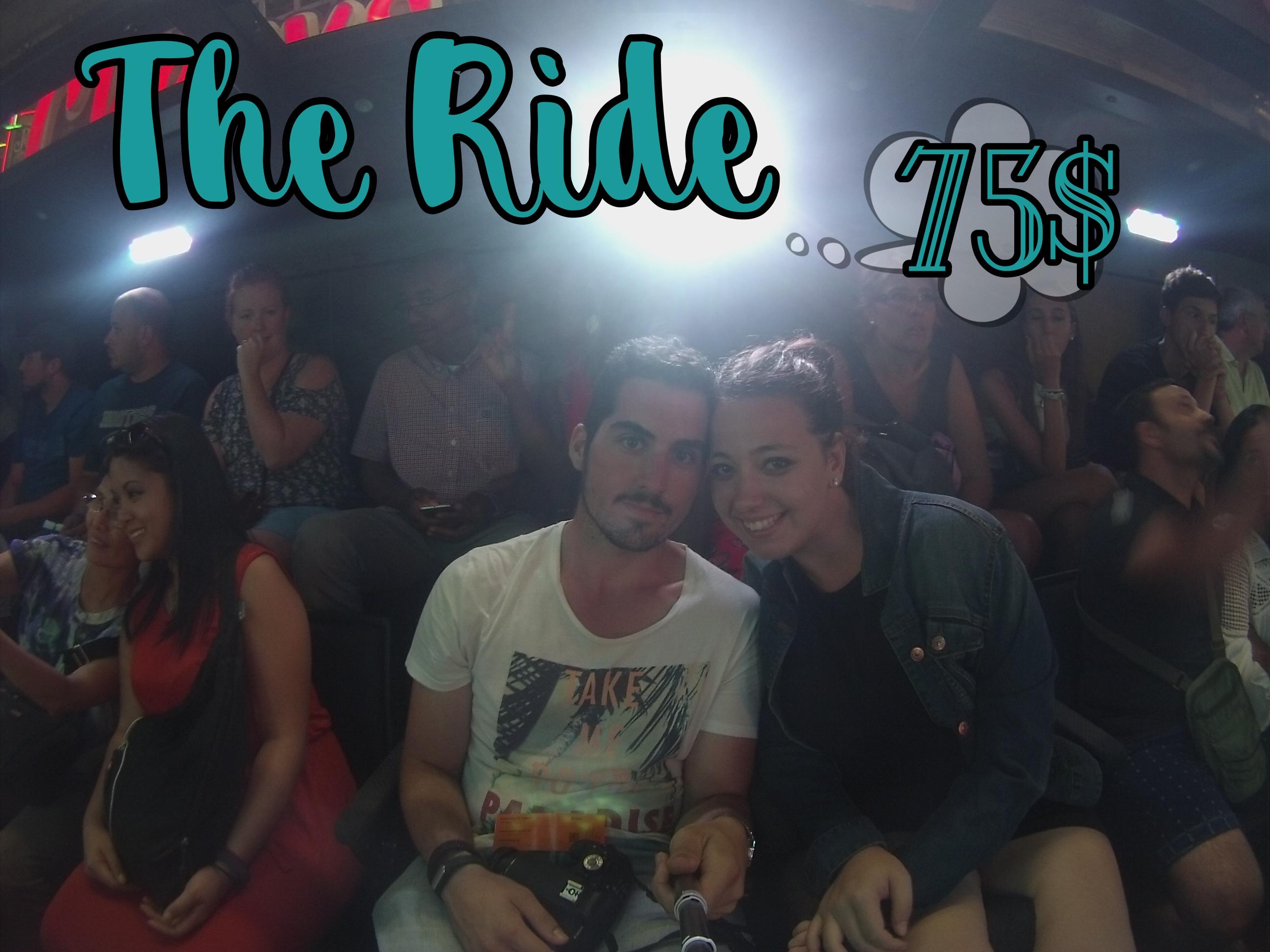 precio the ride