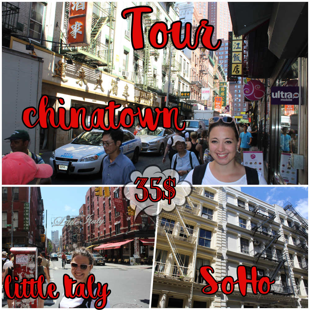 soho - little italy - chinatown