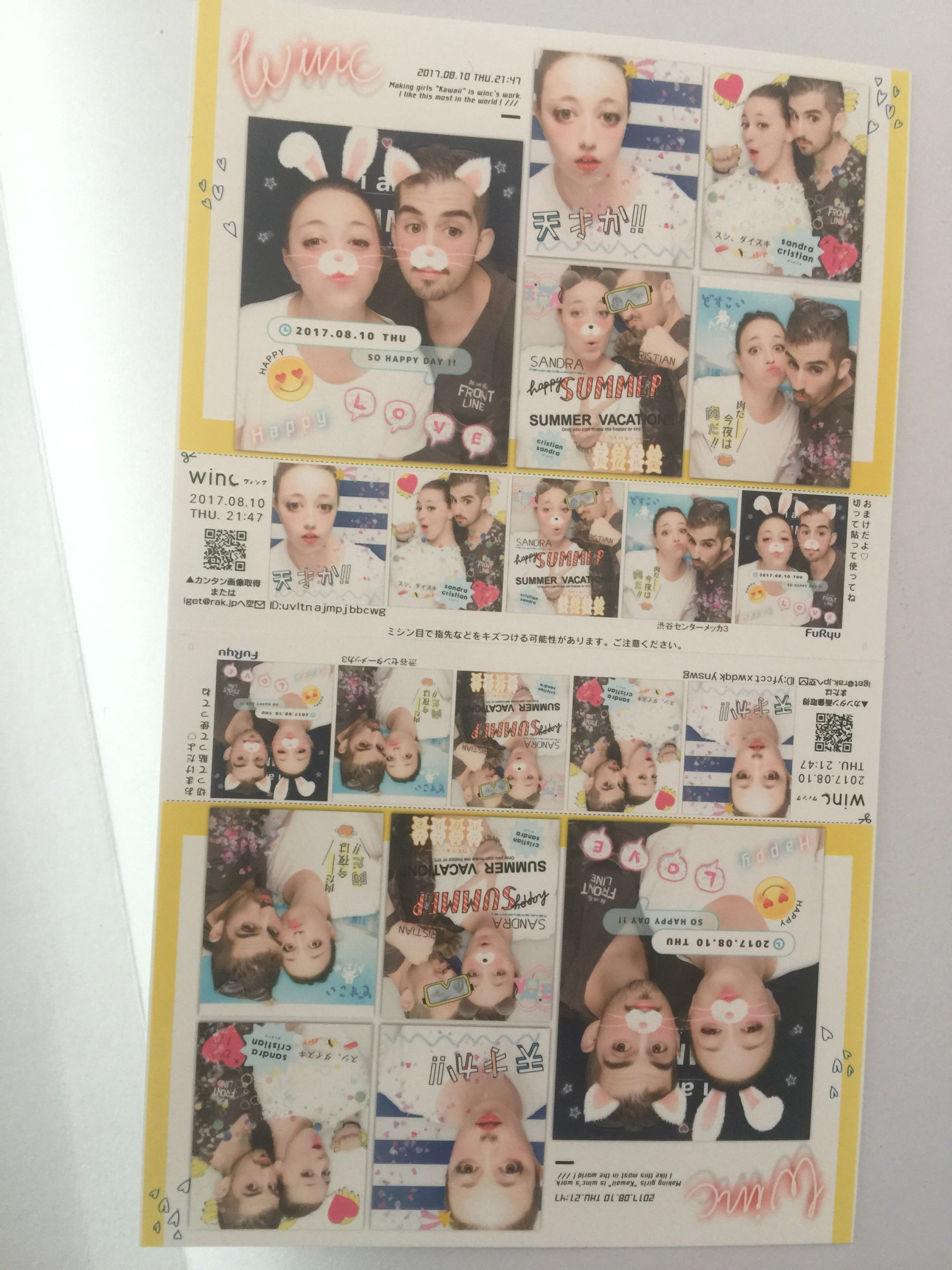 FOTOS PURIKURA