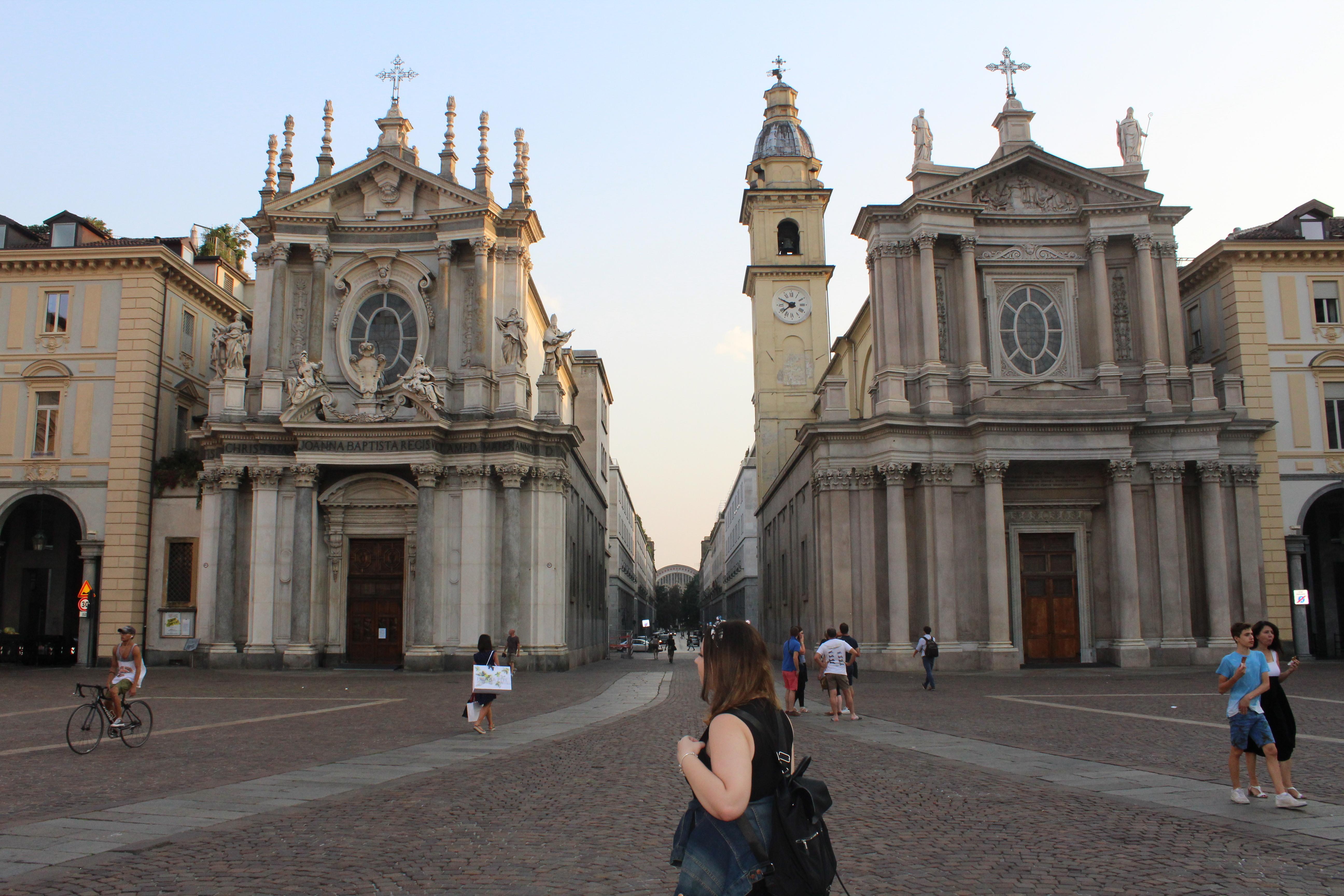 San Carlo e Santa Cristina