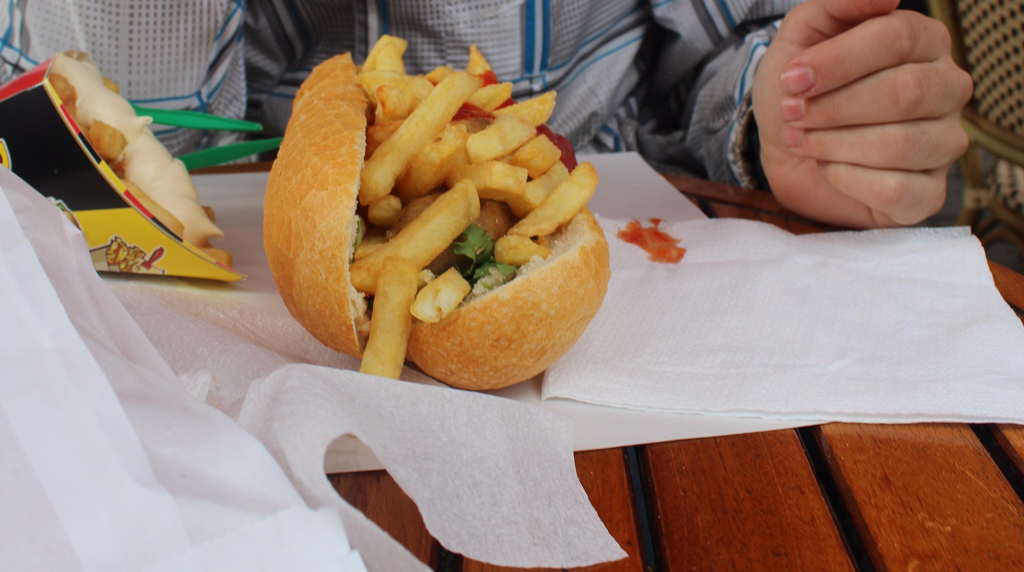 Belgian Frittes