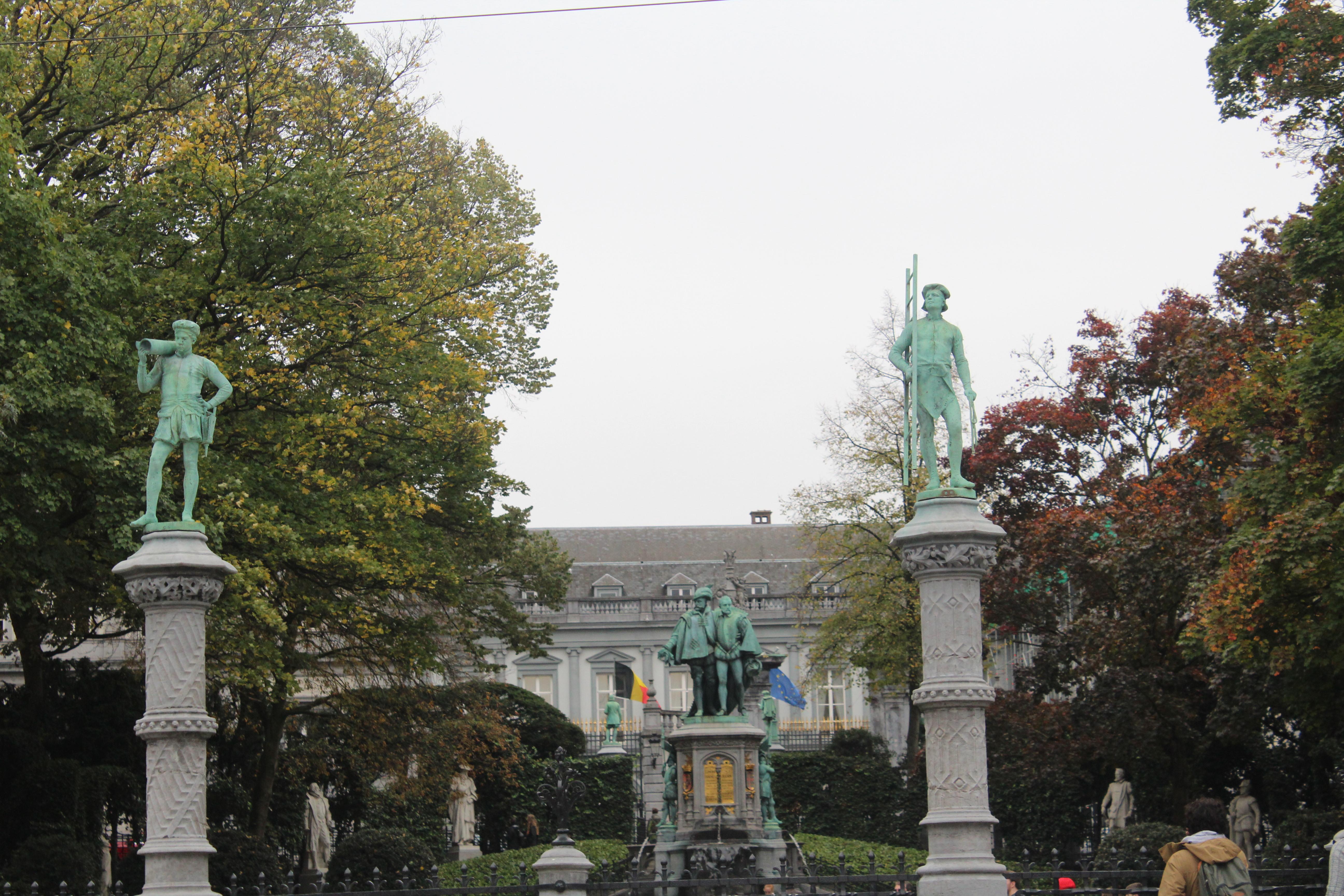 Parc du Petit Sablon
