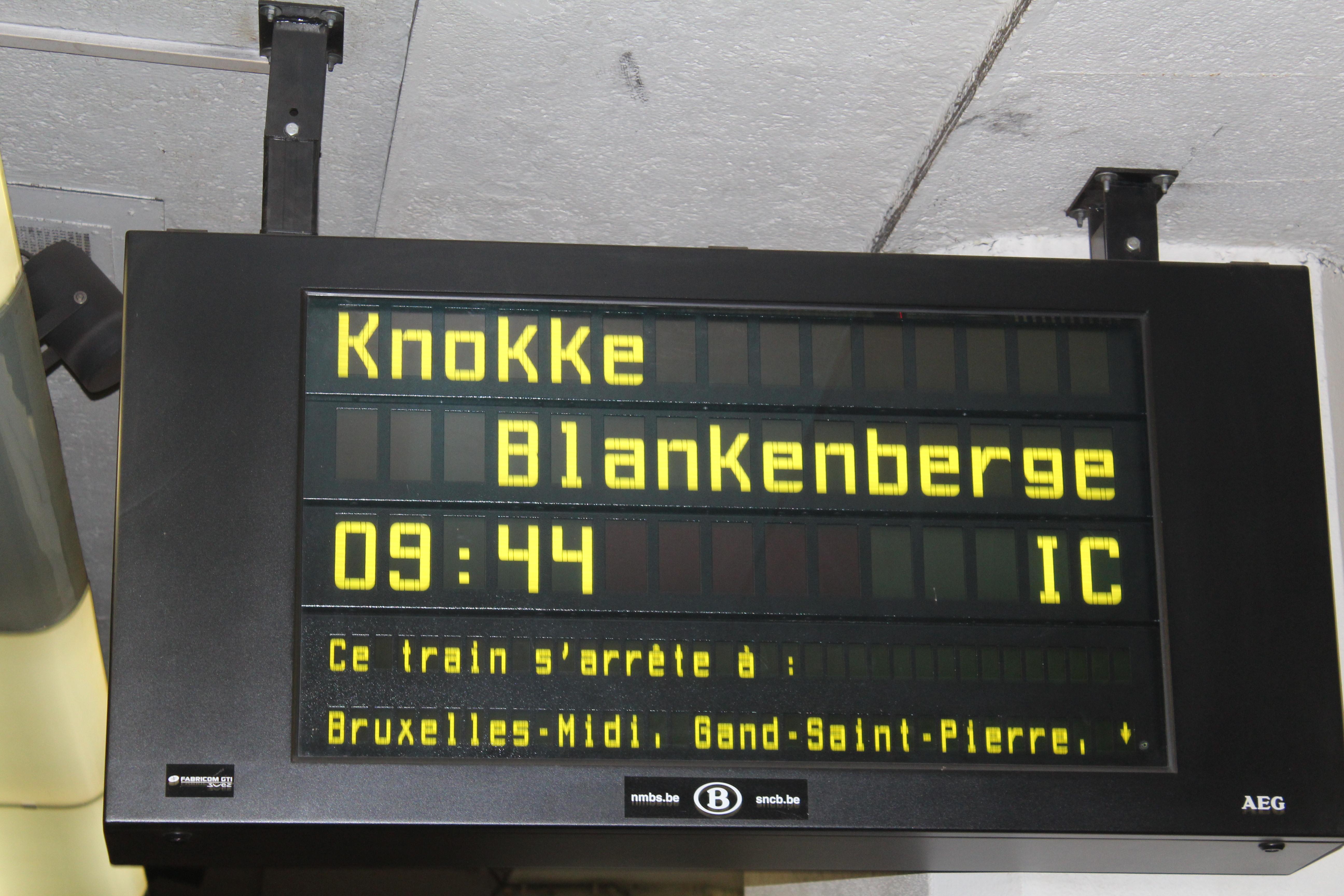 Knokke Blankenberge
