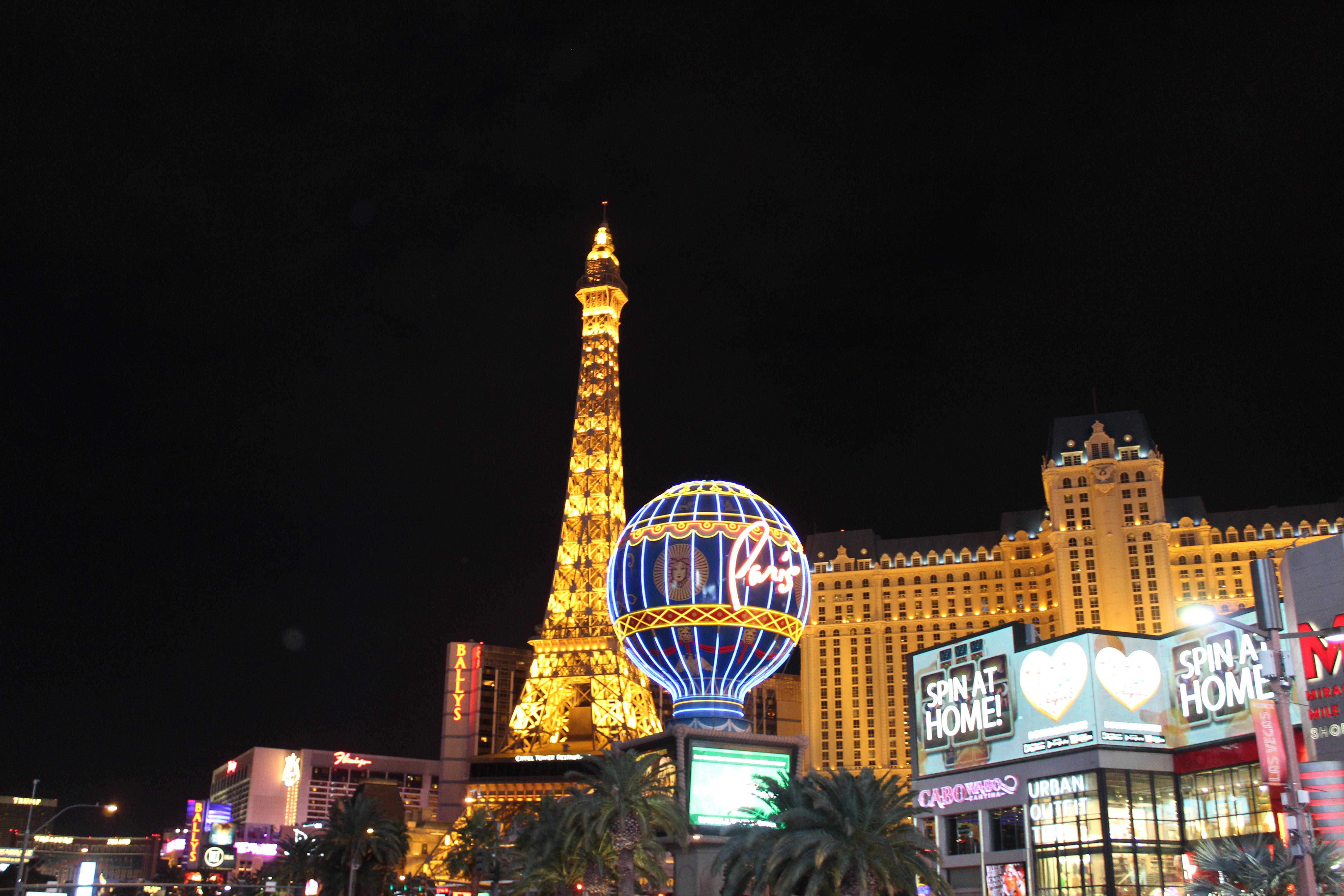 París París, Las Vegas