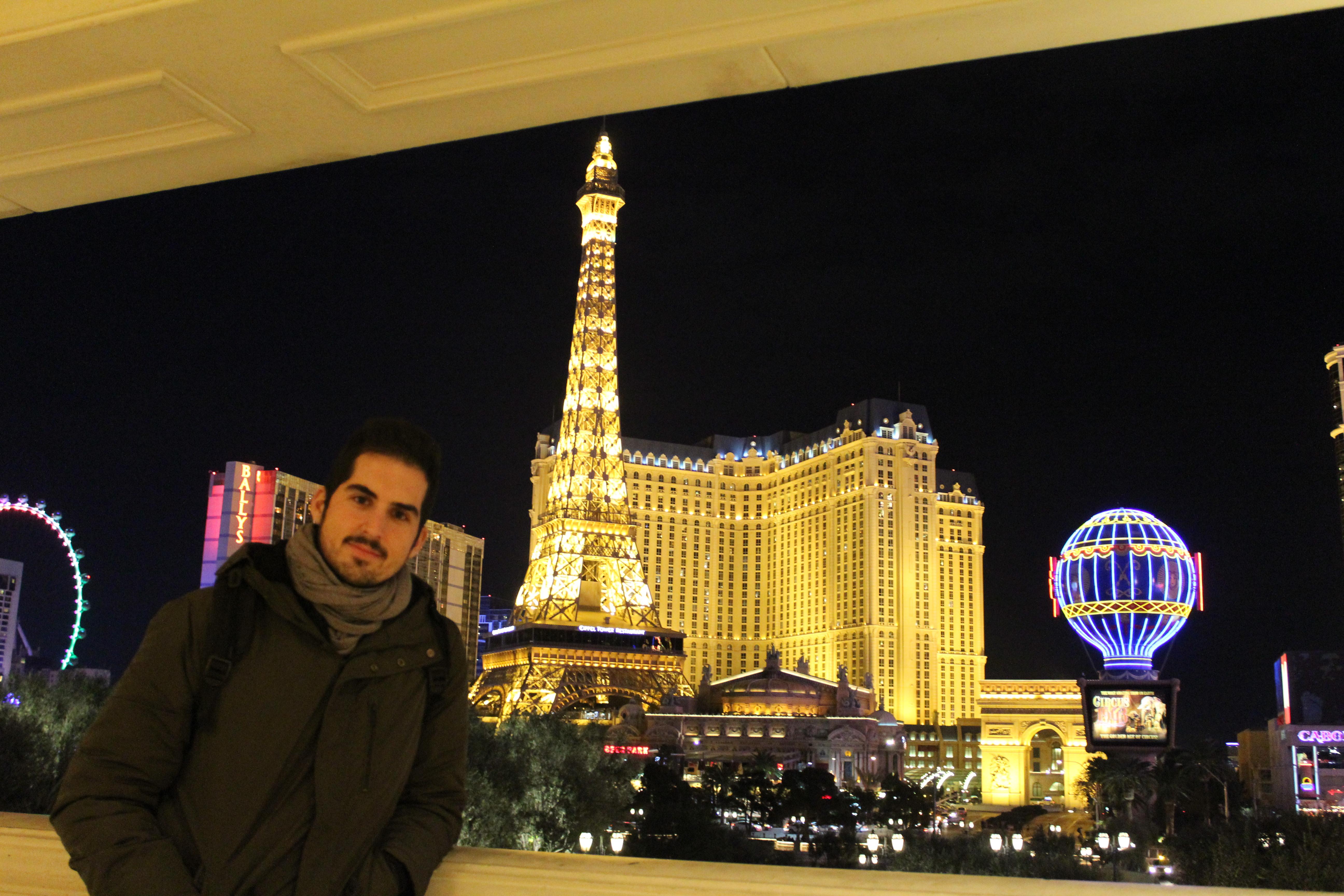 Hotel París París, Las Vegas